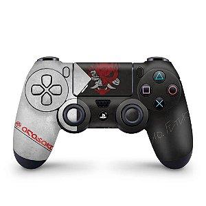 Skin PS4 Controle - Cyberpunk 2077 Bundle