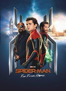 Poster Homem Aranha Longe de Casa E