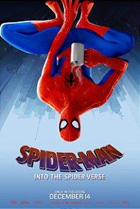 Poster Homem-aranha no aranhaverso B