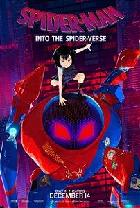 Poster Homem-aranha no aranhaverso F