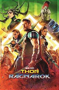 Poster Thor Ragnarok A