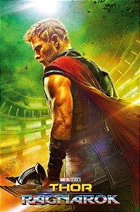 Poster Thor Ragnarok C