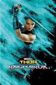 Poster Thor Ragnarok E