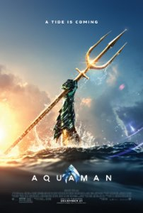 Poster Aquaman B