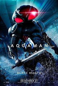 Poster Aquaman C