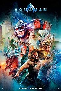 Poster Aquaman D