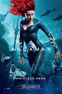 Poster Aquaman F