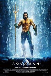Poster Aquaman H