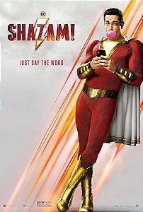 Poster Shazam B