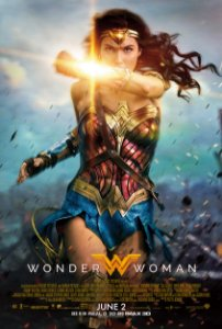 Poster Maravilha Wonder Woman B