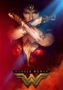 Poster Maravilha Wonder Woman C