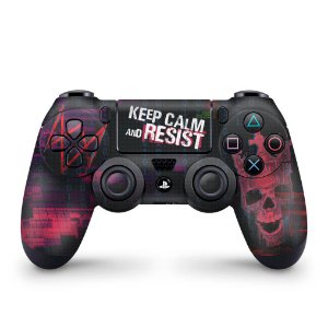 Skin PS4 Controle - Watch Dogs legion
