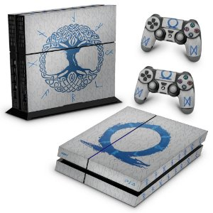 PS4 Fat Skin - God of War Ragnarok