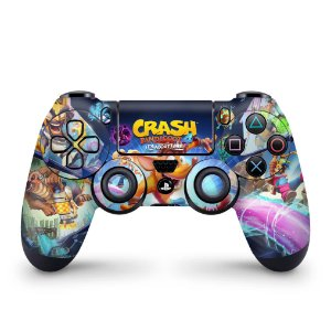 Skin PS4 Controle - Crash Bandicoot 4