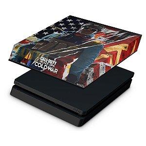PS4 Slim Capa Anti Poeira - Call Of Duty Cold War