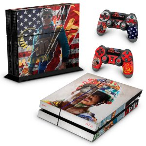 PS4 Fat Skin - Call Of Duty Cold War