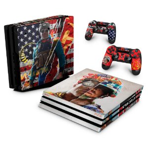 PS4 Pro Skin - Call Of Duty Cold War