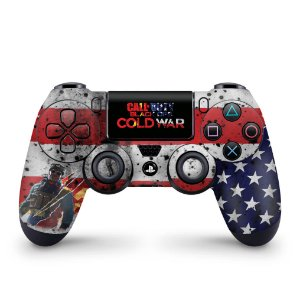 Skin PS4 Controle - Call Of Duty Cold War