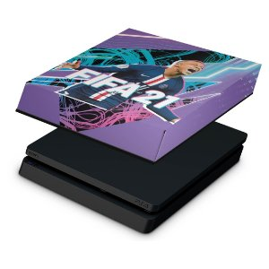 PS4 Slim Capa Anti Poeira - FIFA 21