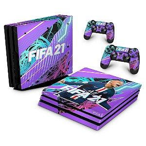 PS4 Pro Skin - FIFA 21