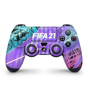 Skin PS4 Controle - FIFA 21