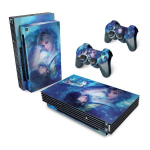 PS2 Fat Skin - Final Fantasy X