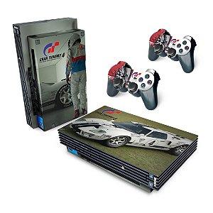 PS2 Fat Skin - Gran Turismo 4