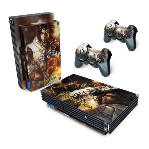 PS2 Fat Skin - Prince Of Persia