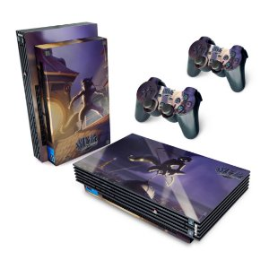PS2 Fat Skin - Sly 2