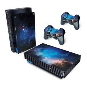 PS2 Fat Skin - Universo Cosmos