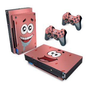 PS2 Fat Skin - Patrick Bob Esponja