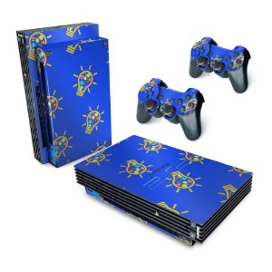 PS2 Fat Skin - Personalizada