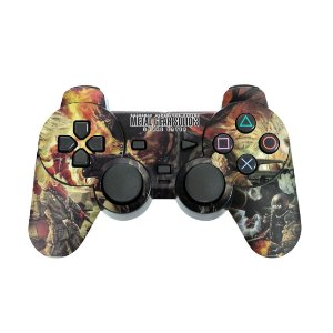 PS2 Controle Skin - Metal Gear Solid 3