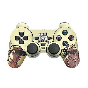 PS2 Controle Skin - GTA San Andreas
