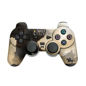 PS2 Controle Skin - Shadow Colossus
