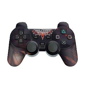 PS2 Controle Skin - Final Fantasy VII
