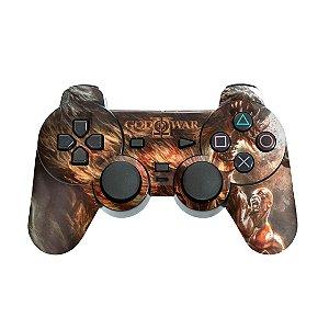 PS2 Controle Skin - God Of War 2 II