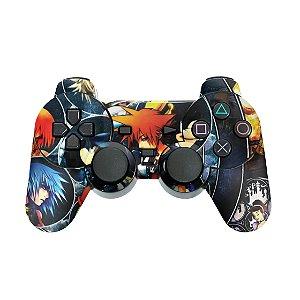 PS2 Controle Skin - Kingdom Hearts II 2