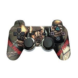 PS2 Controle Skin - Max Payne