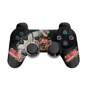 PS2 Controle Skin - Tekken 5
