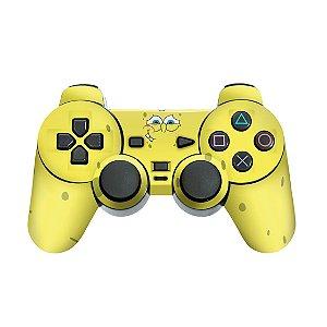 PS2 Controle Skin - Bob Esponja