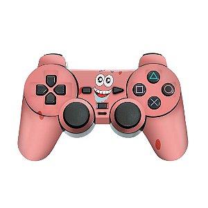 PS2 Controle Skin - Patrick Bob Esponja