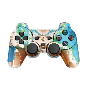PS2 Controle Skin - Dragon Ball Super