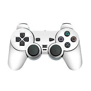 PS2 Controle Skin - Branco