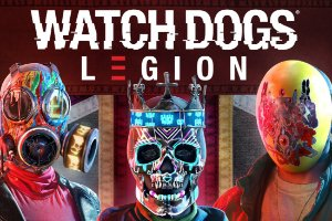Poster Watch Dogs Legion E