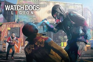 Poster Watch Dogs Legion G