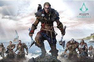 Poster Assassins Creed Valhalla B