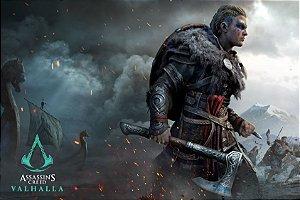 Poster Assassins Creed Valhalla D