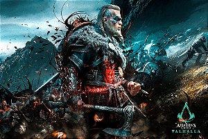 Poster Assassins Creed Valhalla H