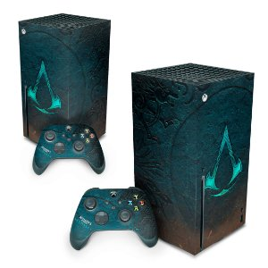 Xbox Series X Skin - Assassin's Creed Valhalla